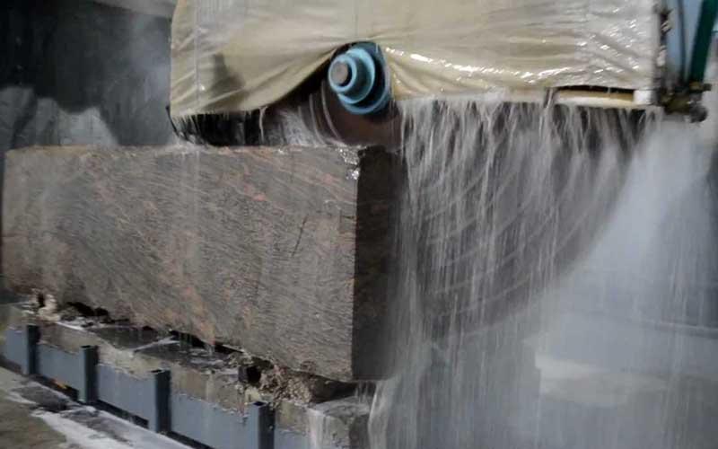 Какие методики применяются для обработки гранита?