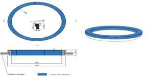 Кадка радиальная ГД-3