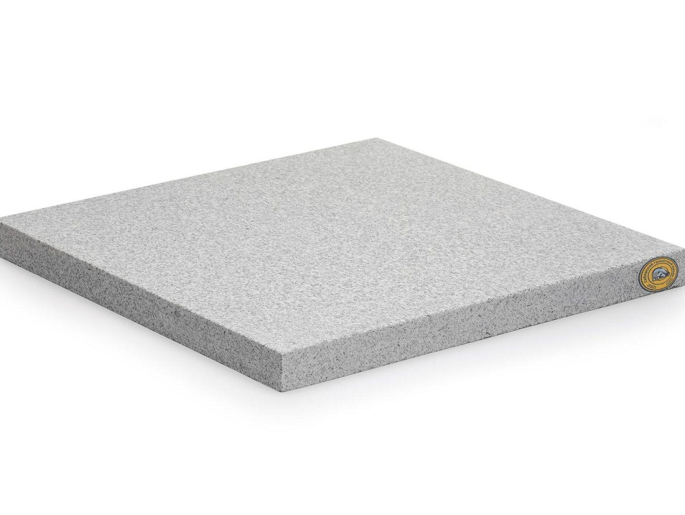 Плита гранитная шлифованная прямоугольная