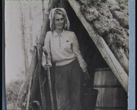 Audze Zigrida f5 Sib.Baikana 1951.g.
