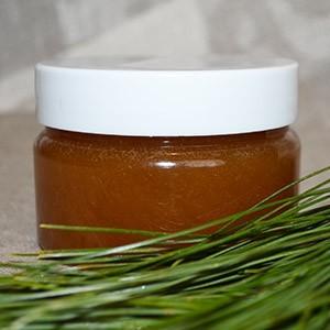Кедровый мёд с кедровой живицей