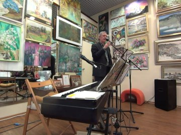 Анатолий Шалин в Джазиуме