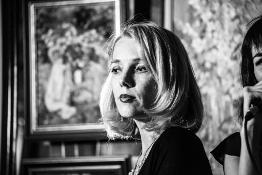 Елена Берсенёва, поэт. Фото Густаво Зырянова