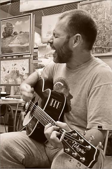 Николай Иванов. Фото Александра Симушкина
