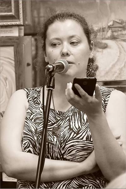 Ирина Рагозина. Фото Александра Симушкина