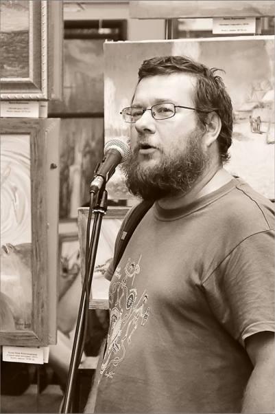 Юрий Татаренко. Фото Александра Симушкина