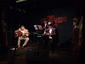 NSK Hot Club Band в Бродячей собаке 1 октября