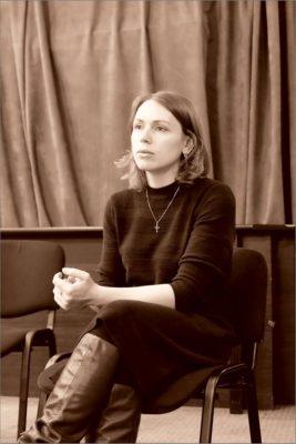 Анна Павловец. Фото Александра Симушкина