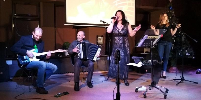 Концерт Елены Якуня. Фото Елены Берсенёвой