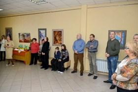 Открытие выставки Любавы Бутаковой. Фото: Игорь Шадрин