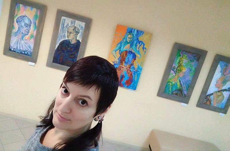 Любава Бутакова и её «машина времени»