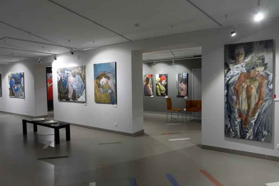 Открытие выставки художника Евгении Шадриной-Шестаковой
