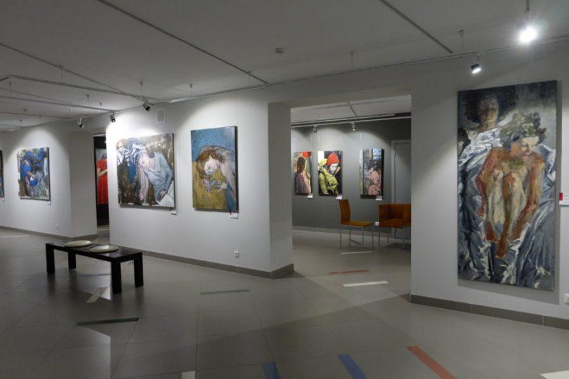 Выставка Евгении Шадриной-Шестаковой
