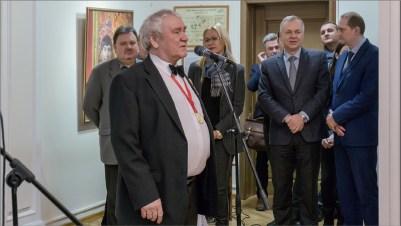 Выставка Михаила Обмыш-Кузнецова Фото: Александр Симушкин