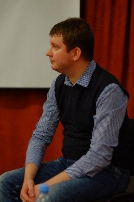 Александр Глушинский. Фото Александра Симушкина