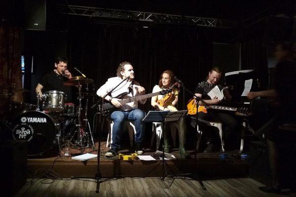 «Street Fiddlers» отпраздновали пятнадцатилетие!
