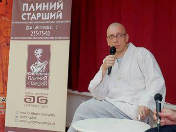 Монах Кым Ган Суним. Фото Александра Симушкина