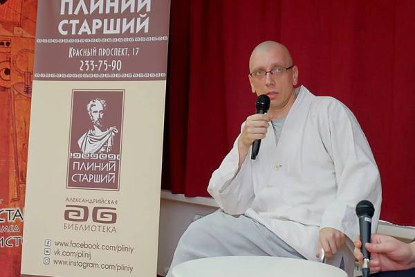 Монах Кым Ган Суним: Дзен-буддизм как духовный панк
