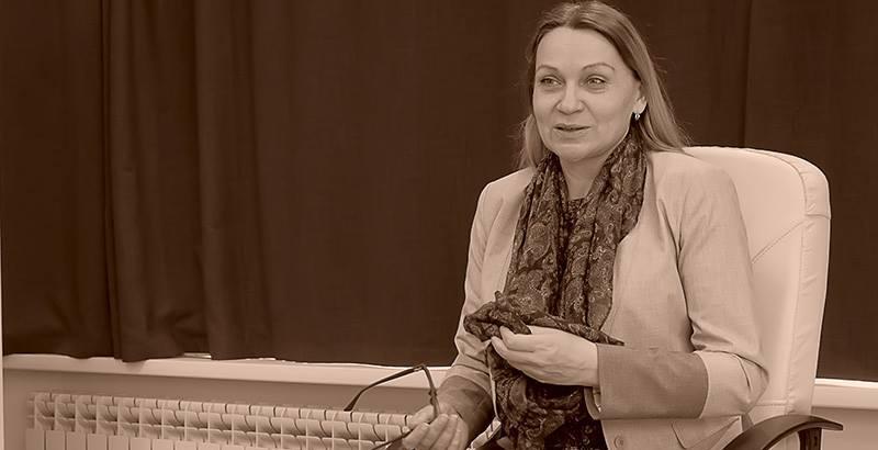 Лада Юрченко. Фото Александра Симушкина