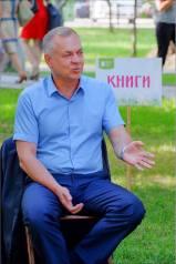 Встреча с министром культуры НСО Игорем Решетниковым Фото Александра Симушкина