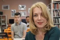 Встреча с Андреем Курченко. Фото Антона Веселова