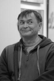 Сергей Беспамятных. Выставка Анастасии Гуровой Фото Александра Симушкина