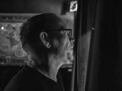 Квартирник Алексея Крыжановского в Кобре. Фото Алексея Школдина