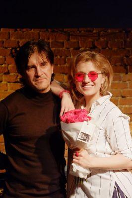 Лера Филиппова в Клубе Революция. Фото Александра Симушкина