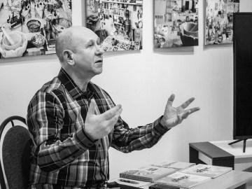 Встреча с Валерием Кузнецовым. Фото Алексея Школдина
