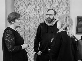 Выставка Анатолия Никольского. Фото Алексея Школдина