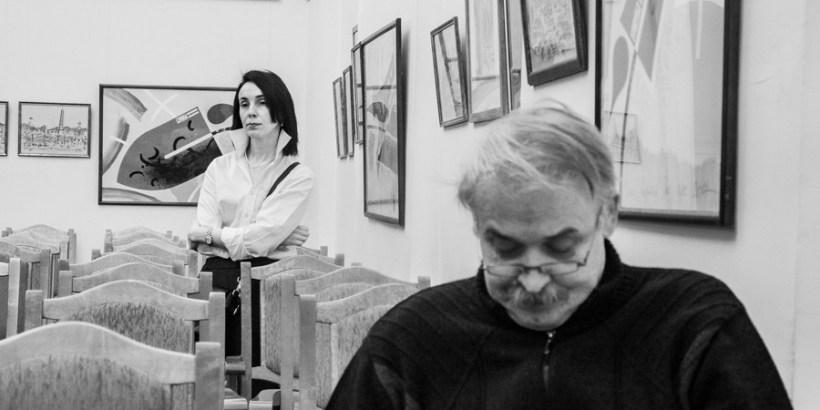Выставка Михаила Паршикова. Фото Алексея Школдина