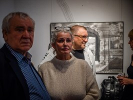 Выставка Анастасии Гуровой. Фото Елены Берсеневой