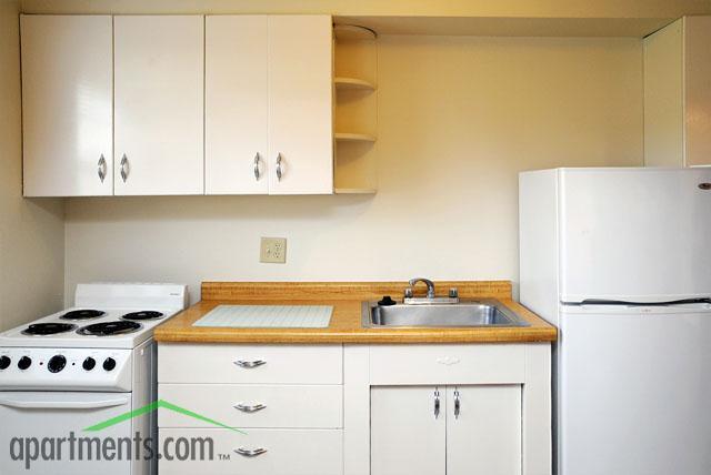Kitchen view 2 - 1 Bedroom apartment
