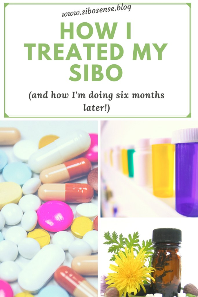 Learn how I treated my SIBO with Rifaximin, Neomycin, PHGG, and prokinetics