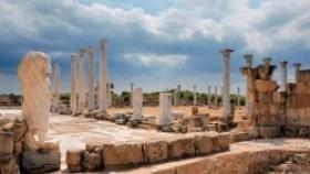 Античный город Саламис