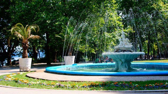 Приморский парк Варны