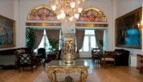 Отель Pera Palas