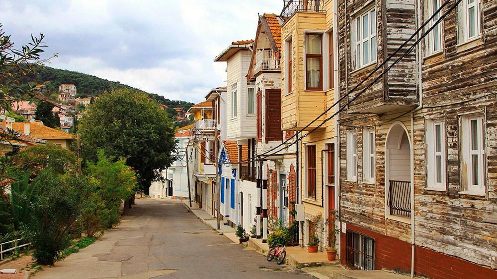 Пригороды Стамбула
