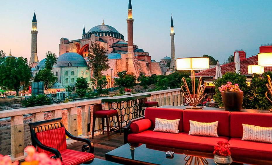 Лучшие Отели Стамбула