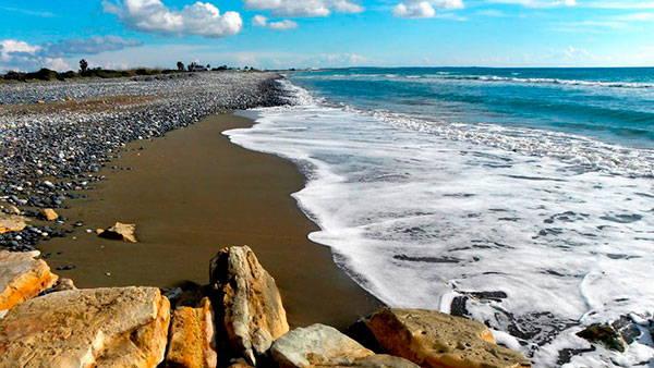 Пляжи Лимассола