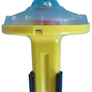 TRK led (luce per la pesca con cella fotosensibile per l'attivazione automatica al crepuscolo; autonomia 1 mese con 4 pile) - Product design