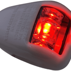 Fanale di via orionis a 112,5° sinistro (port) rosso - bianco led - Automotive Tail & Brake Light