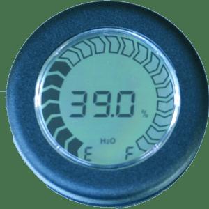 Strumento indicatore temperatura acqua 40-130°c ,tipo vdo1197  (riprogrammabile) - Gauge