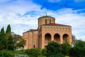 Chiesa di San Antonio da Padova - Lido di Venezia