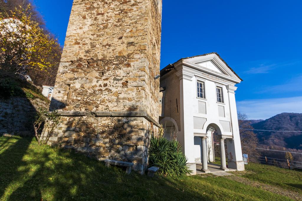S.I.C.E.M. - Chiesa di San Bernardo in Merlera - Cellio Con Breia