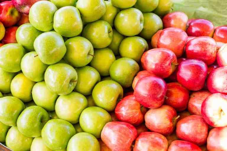 Äpfel gesund Obst