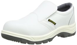 Safety Jogger X0500, Unisex - Erwachsene Arbeits & Sicherheitsschuhe S2, weiss, (wht/lgr 67), EU 43 - 1