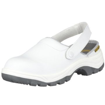 Safety Jogger X0700, Unisex - Erwachsene Clogs & Pantoletten, weiss, (white WHT), EU 38 - 1