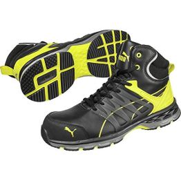 PUMA SAFETY 633880 VELOCITY 2.0 YELLOW MID S3