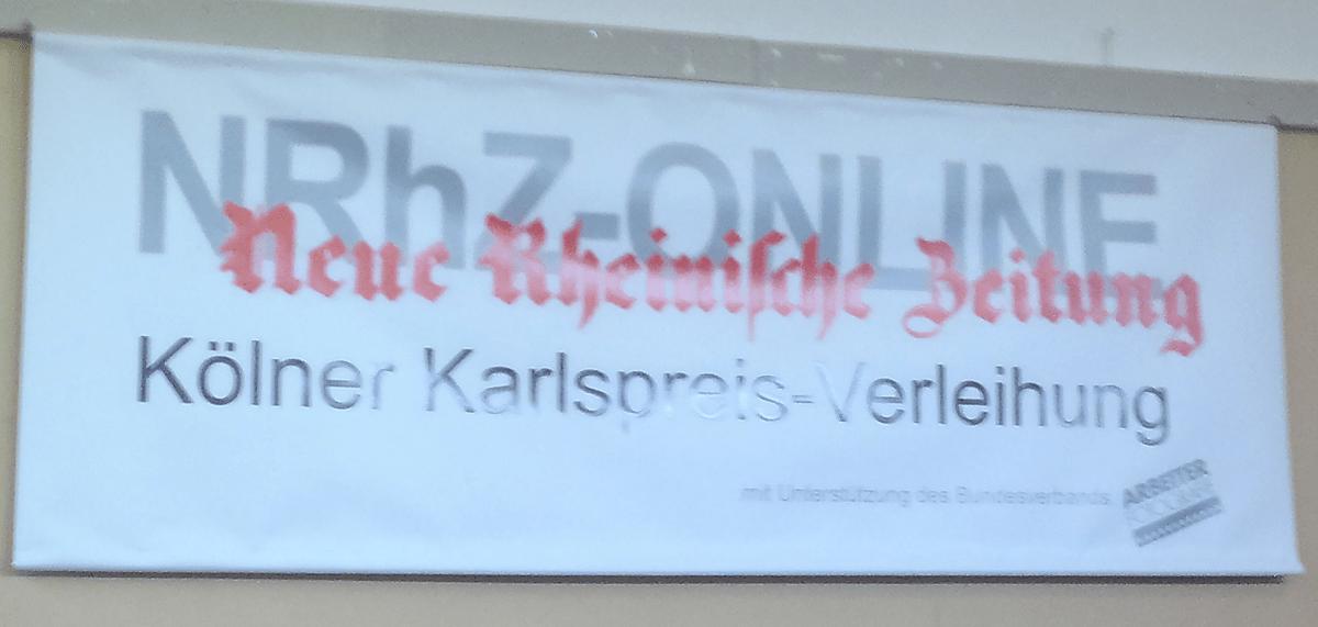 NRhZ Karlspreis